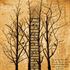 Neck Of The Woods II Sunset - Gary Bodnar