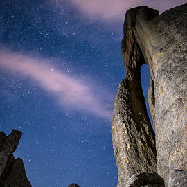 Matt Hammerstein - Needles Highway by Night
