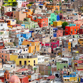 Rob Huntley - Neighbourhood. Guanajuato Mexico.