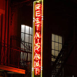 Joseph Baril - Neon French Quarter