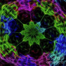 Colin Hunt - Neon Kaleidoscope