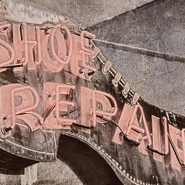 Pamela Williams - Neon Shoe Repair