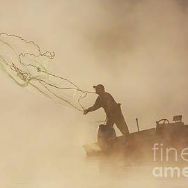 Rodney Cammauf - Net Fishing