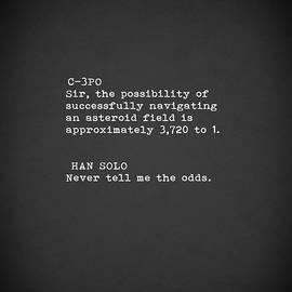 Never Tell Me The Odds - Mark Rogan