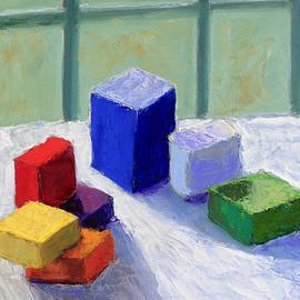 David Zimmerman - New Blocks #1 2016