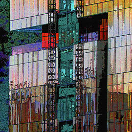 Tom Janca - New Building Reflecting Colors