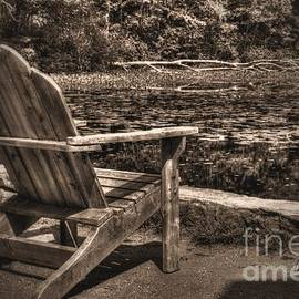 Mark Valentine - New England Adirondack Chair