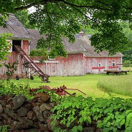 Bill Wakeley - New England Summer Barn