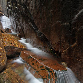 Juergen Roth - New Hampshire Flume Gorge