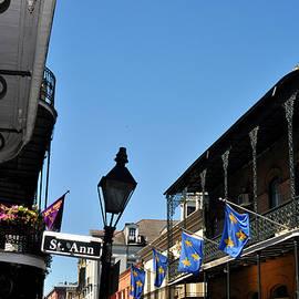 Diane Lent - New Orleans French Quarter Street