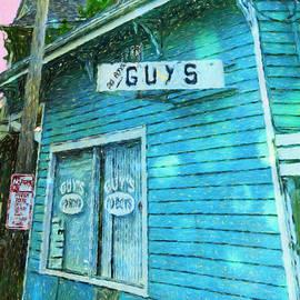 Rebecca Korpita - New Orleans Guys Po-Boys Colorful House