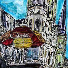 Paula   Baker - New Orleans in The Square