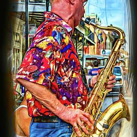 Steve Harrington - New Orleans Jazz Sax 3