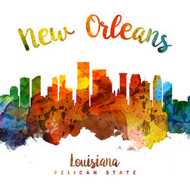 New Orleans Louisiana 26 - Aged Pixel
