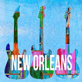 New Orleans Music Scene - Edward Fielding