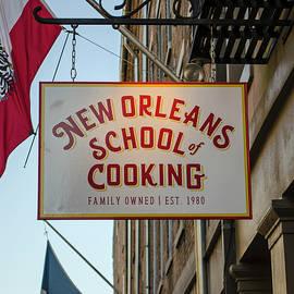 Allen Sheffield - New Orleans School of Cooking