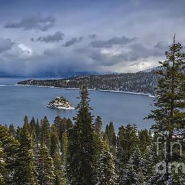Mitch Shindelbower - New Snow On Emerald Bay