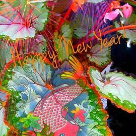 ARTography by Pamela Smale Williams - New Year Resolution
