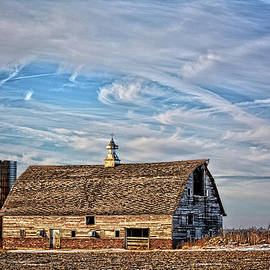 Bonfire Photography - New Year Sky