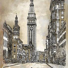 Andrzej Szczerski - New York 1910