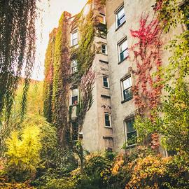 Vivienne Gucwa - New York City Autumn East Village