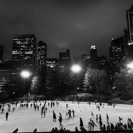 Lance Vaughn - New York City - Central Park 005 BW