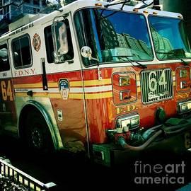 Miriam Danar - New York City Fire Engine