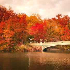 Vivienne Gucwa - New York City in Autumn - Central Park