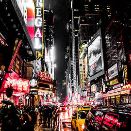 Nicklas Gustafsson - New York City Night II