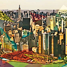 Victor Arriaga - New York City Skyline