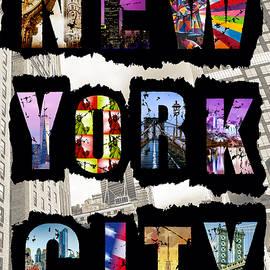 New York City Text 2 - Az Jackson