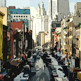 Victor Arriaga - New York City