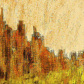 Alex Galkin - New York City in the fall
