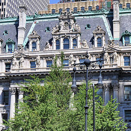 Paulette B Wright - New York County Building