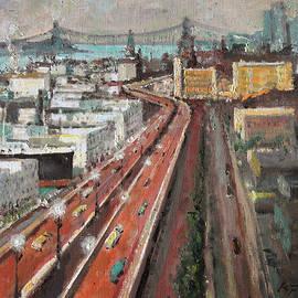 Mark Kremer - New York. Manhattan. 1939