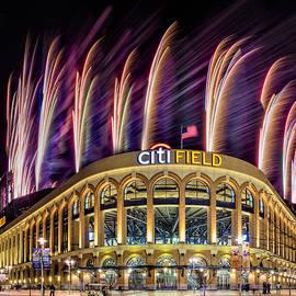 Susan Candelario - New York Mets Citi Field Fireworks