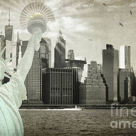 Judy Wolinsky - New York New York Da