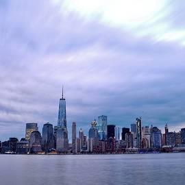 Bob Cuthbert - New York Skyline