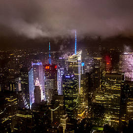 New York Skyline - Martin Newman