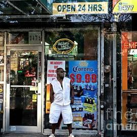 Miriam Danar - New York Street Scene - Open 24 Hours - The Heights