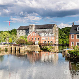 Dawna  Moore Photography - Newmarket Mills
