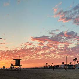 Eddie Yerkish - Newport Beach Panorama