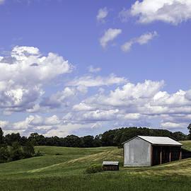 Betty Denise - NH Farm Scene