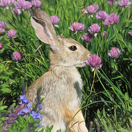 Donna Kennedy - Nibbling On Chives
