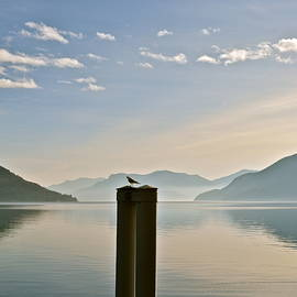 Anisja Rossi - nice day on Lake Maggiore