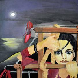 Vanda Caminiti - Night at sea - Serata al mare