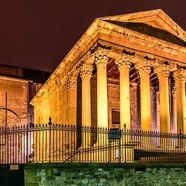 Randy Scherkenbach - Night at The Roman Temple