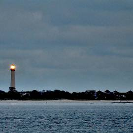 Kim Bemis - Night Beacon - Cape May Lighthouse