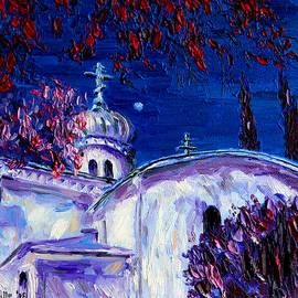 Nina Nabokova - Night Blessing