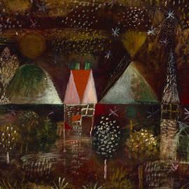 Night Feast  - Paul Klee